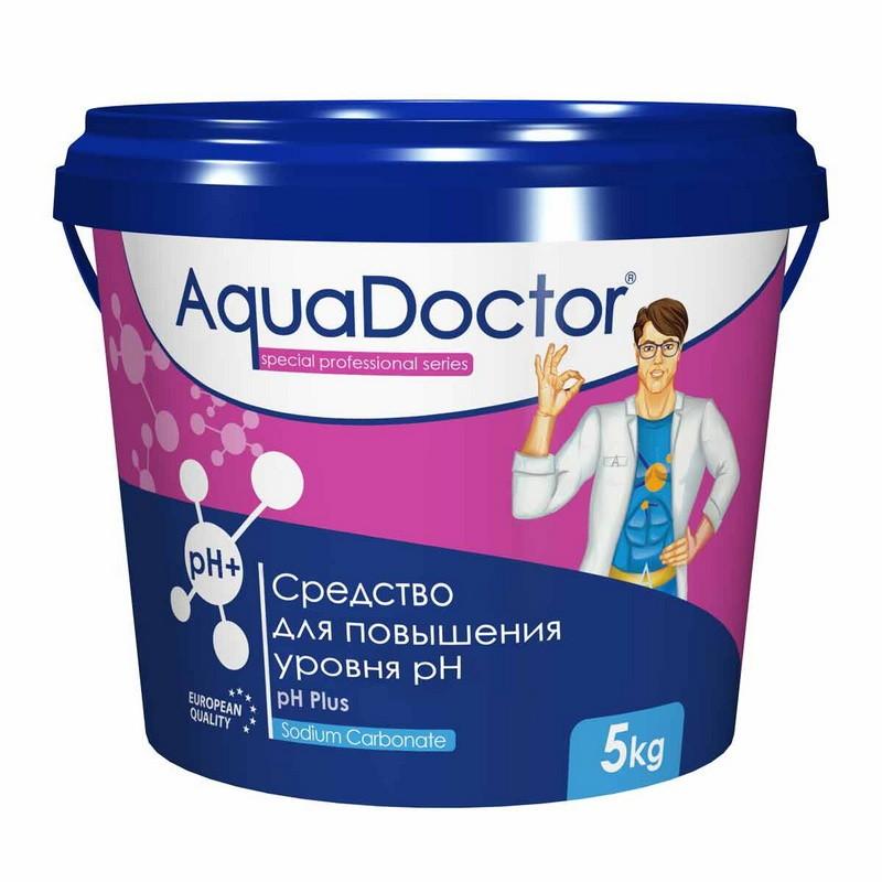 pH Plus AquaDoctor 5 кг (Турция) PHP-5