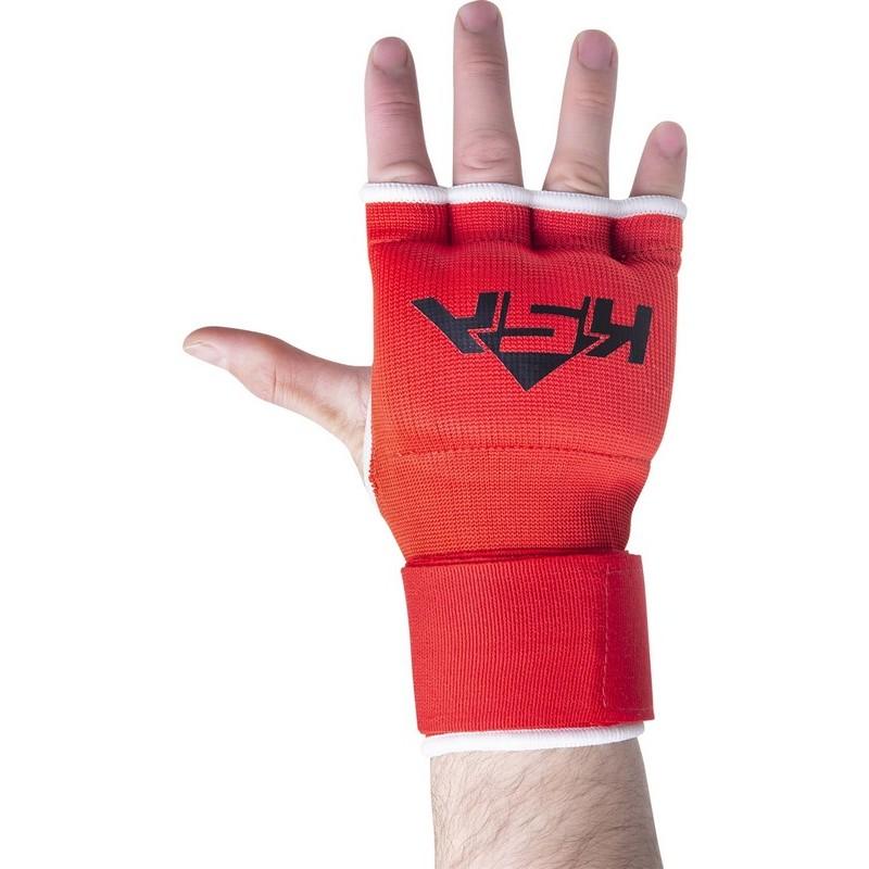 Внутренние перчатки для бокса KSA Cobra Red