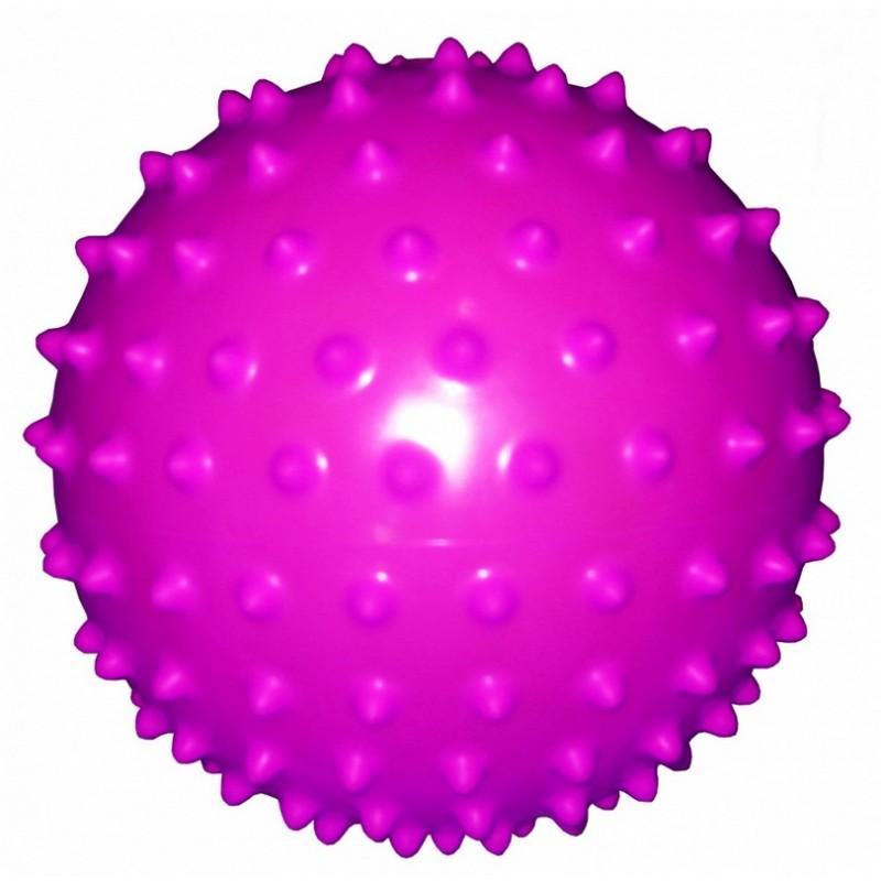 Мяч массажный d23см AS4 SMB-07-01 розовый