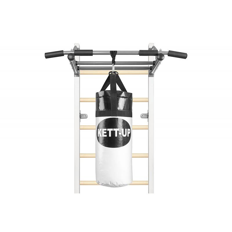 Мешок боксерский Kett-UP на стропах 40 кг, h120 cм KU160-40