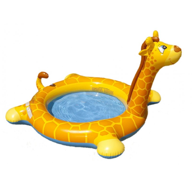 Бассейн детский Giraffe Spray Poll 57434
