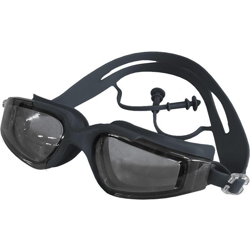 Очки для плавания взрослые B31568 (черные)