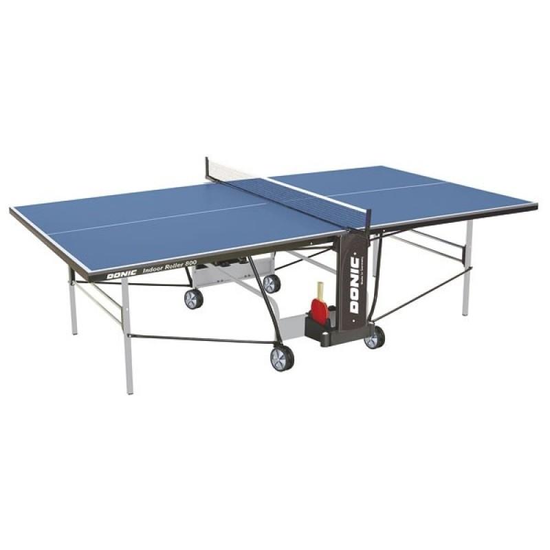 Теннисный стол Donic Indoor Roller 800 Blue 230288-B