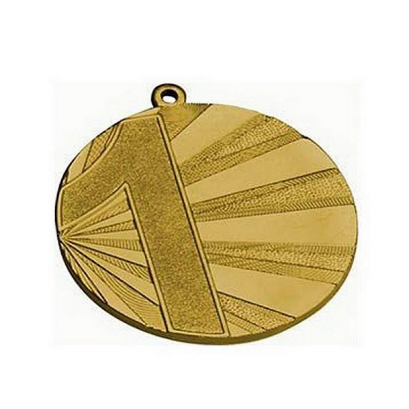 Медаль1 место (70) MMC7071/G G-2,5мм