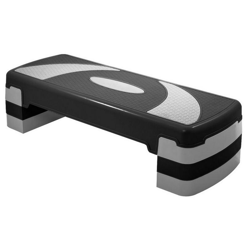 Степ доска 3-х уровневая (белая коробка) HKST106