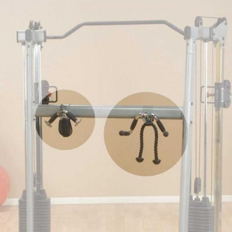 Система хранения аксессуаров на кроссовере Body Solid GDCCRACK