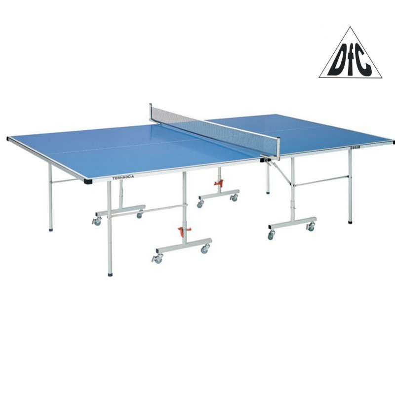 Теннисный стол DFC Tornado S600B синий