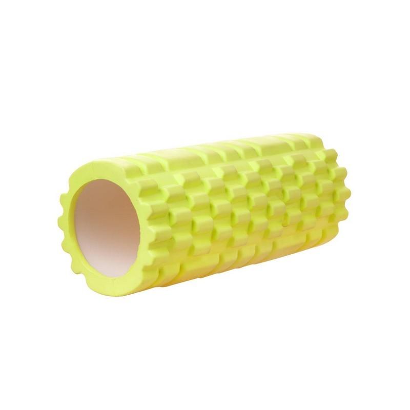 Ролик массажный 33x14см Body Form BF-YR01 зеленый
