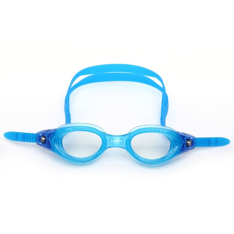 Очки плавательные детские Larsen S52 Pacific Jr blue