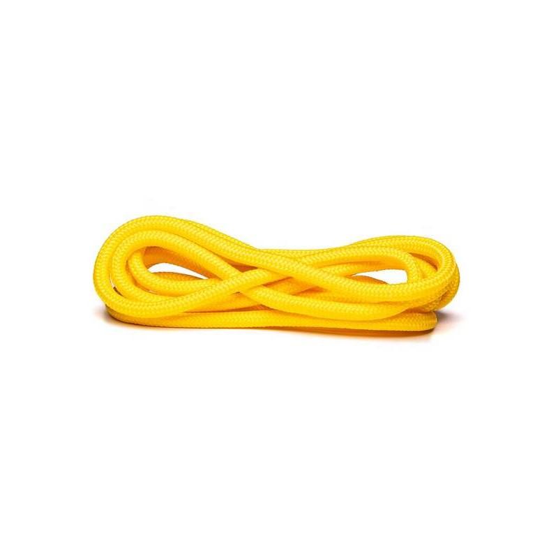 Скакалка для художественной гимнастики Amely RGJ-401, 3м, желтый