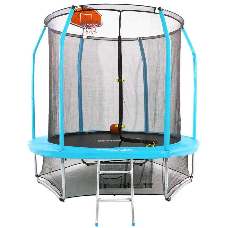 Батут Domsen Fitness Gravity Basketball 8FT (Blue) GVBS-8BL