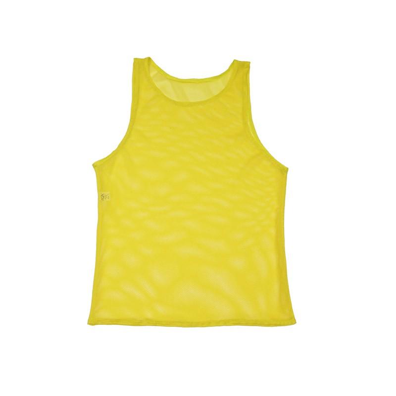 Манишка сетчатая односторонняя детская Body Form AC-MSD-05 желтый 34-38