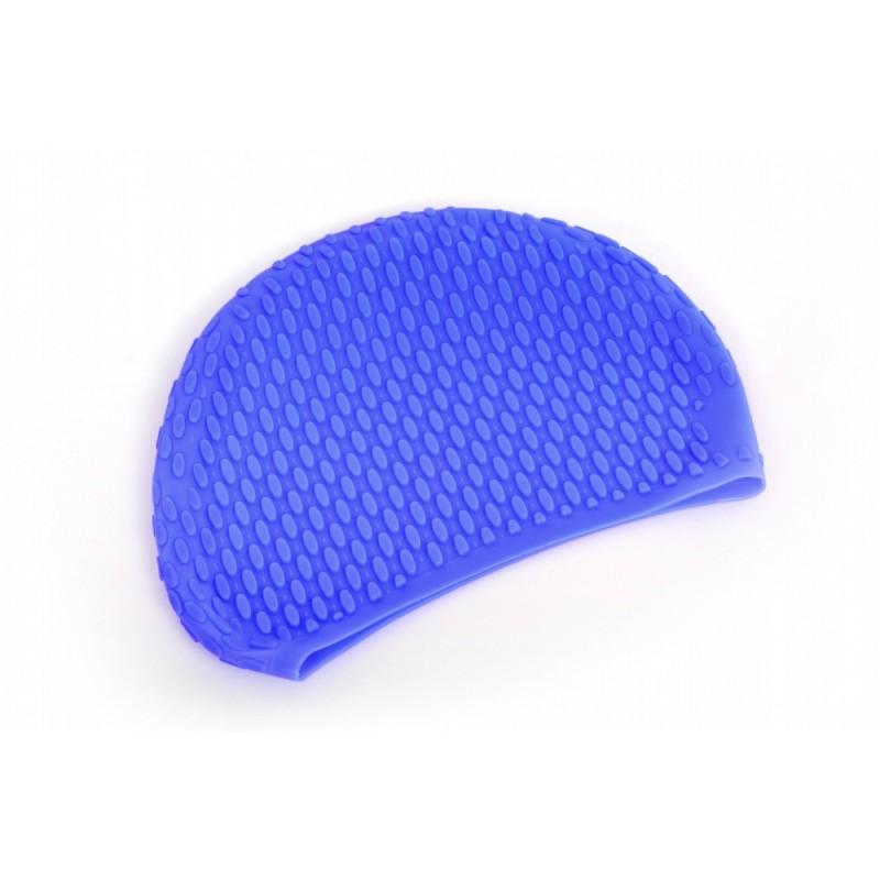 Шапочка для плавания Bradex бабл SF 0340 синий