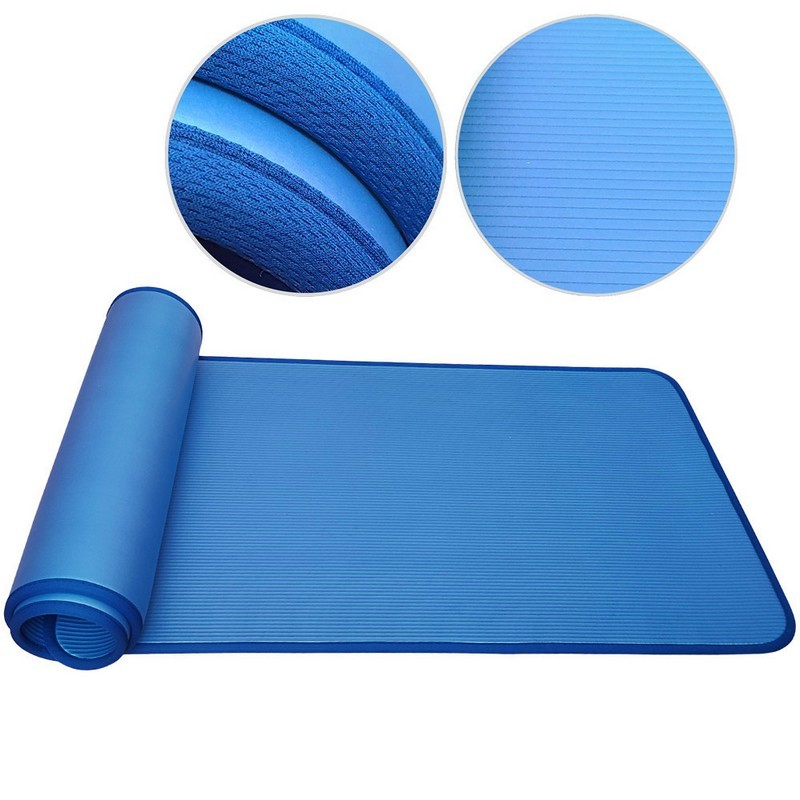 Коврик Универсальный НБК 183х61х1,0 см, с кантом B32163 синий