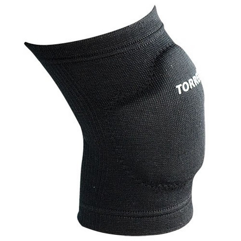 Наколенники спортивные Torres Comfort черный