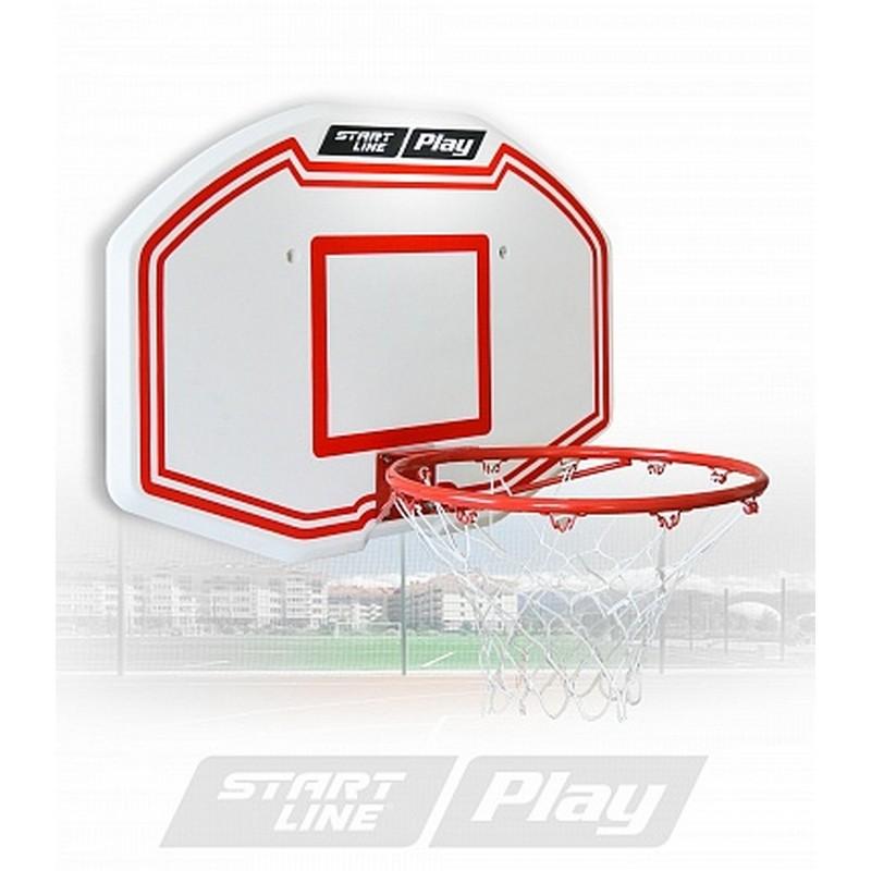 Баскетбольный щит Start Line 005 (щит 91x61x3 см, кольцо 45 см) ZY-005