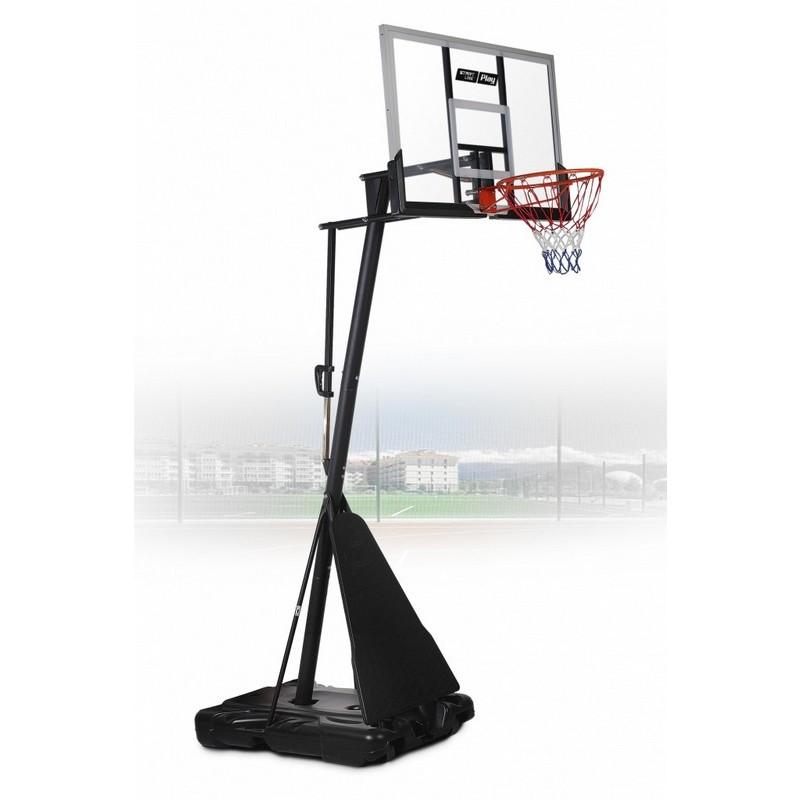 Баскетбольная стойка Start Line SLP Professional 024B