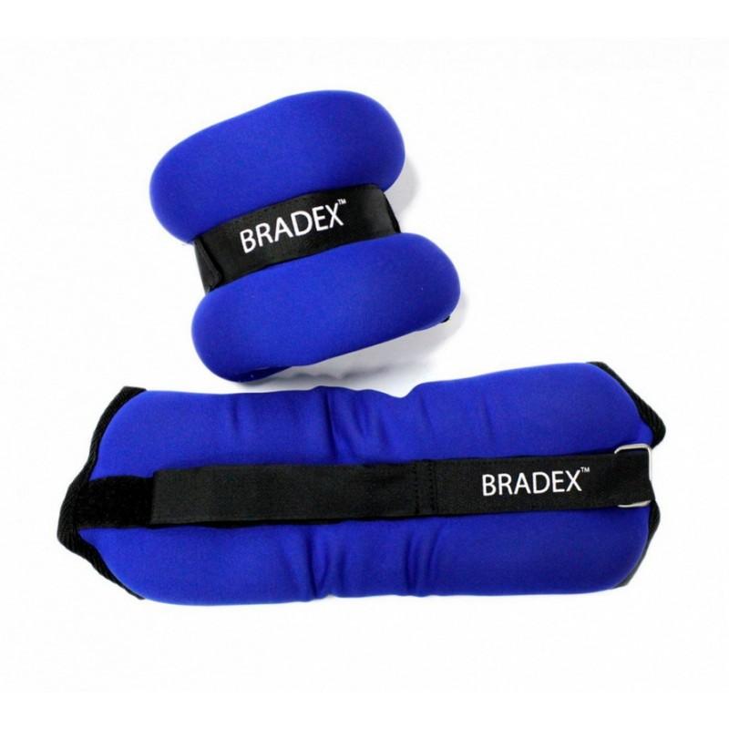 Утяжелители 0,5 кг (пара) Bradex Геракл SF 0014
