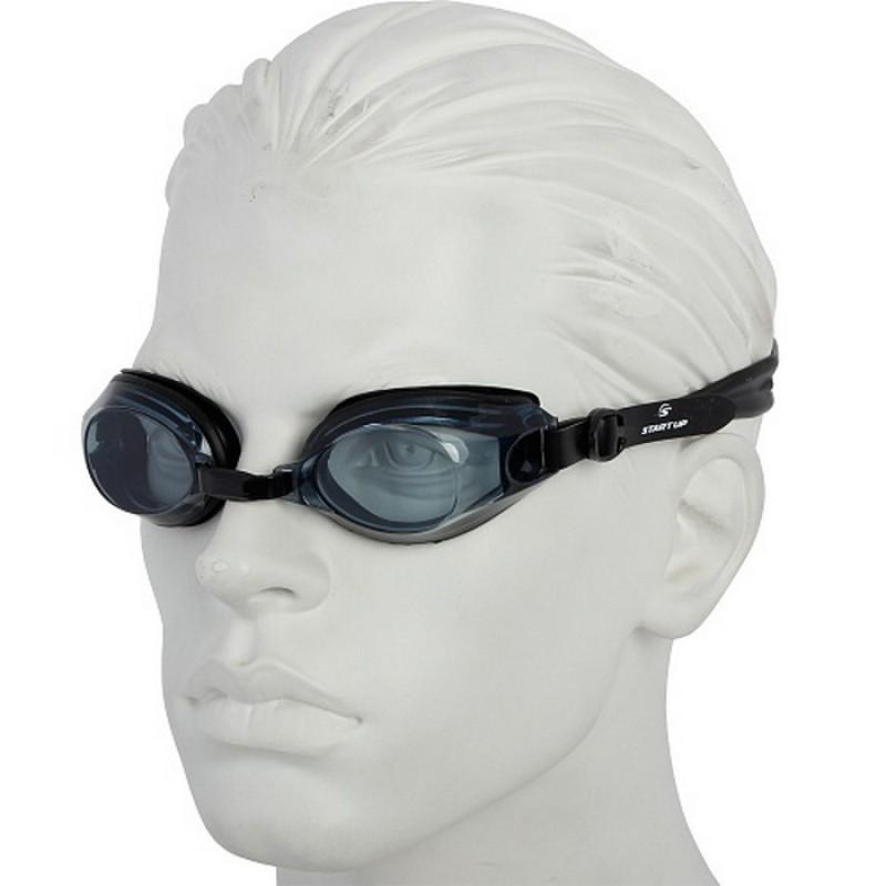Очки для плавания Start Up G1211 черный