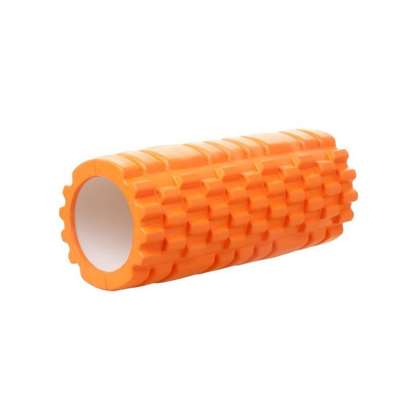 Ролик массажный 33x14см Body Form BF-YR01 оранжевый