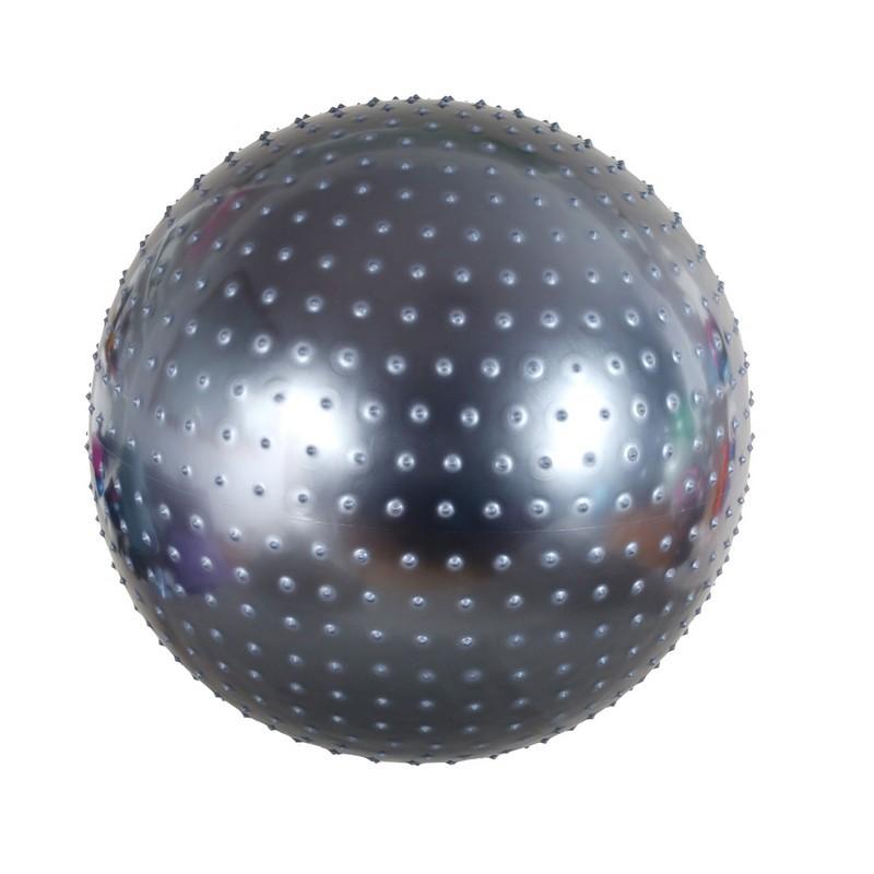 Мяч массажный Body Form BF-MB01 D65 см графит