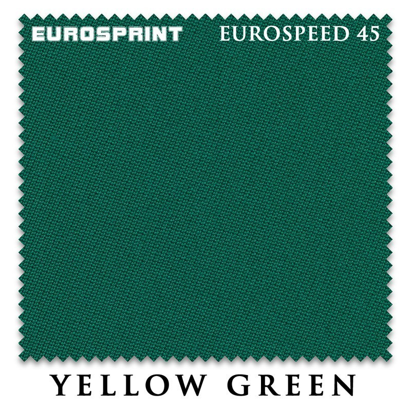 Сукно Eurospeed 45 165см 60М 00144 Yellow Green