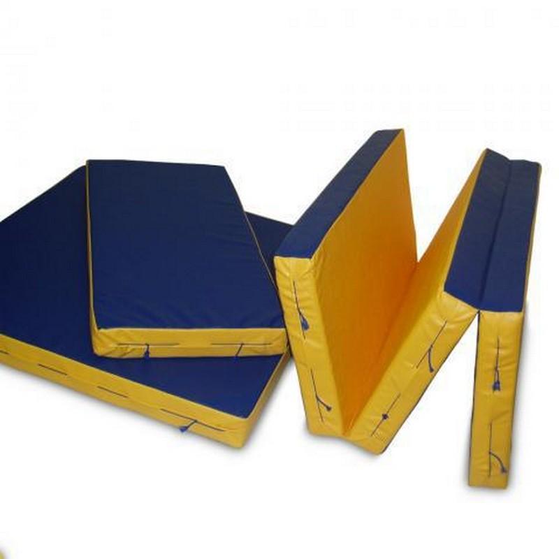 Мат гимнастический в 3 сложения 100х150х10см Atlet IMP-A102