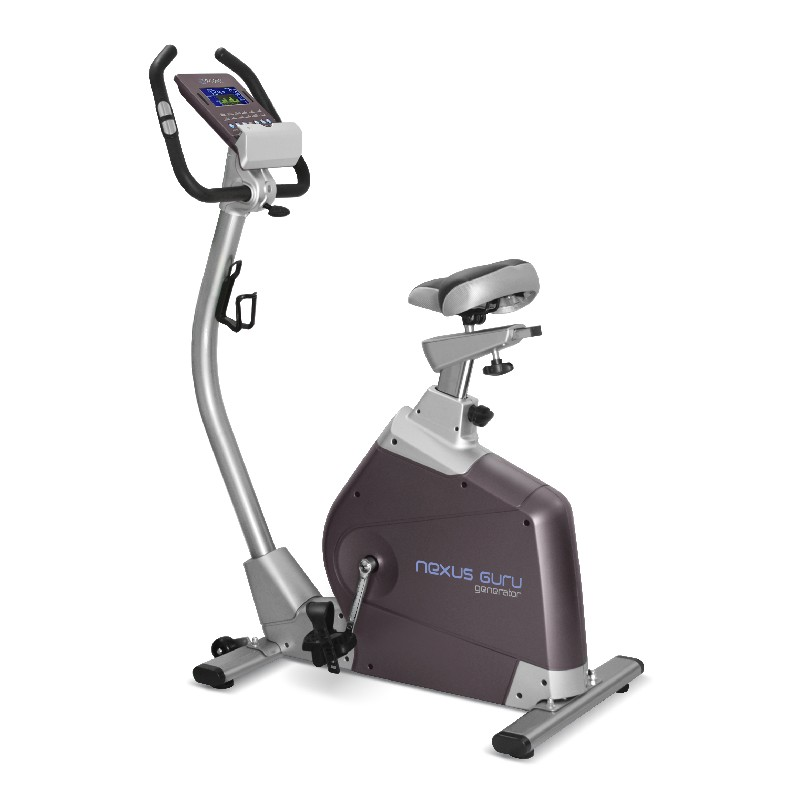 Велотренажер домашний Oxygen Fitness Nexus Guru UB HRC