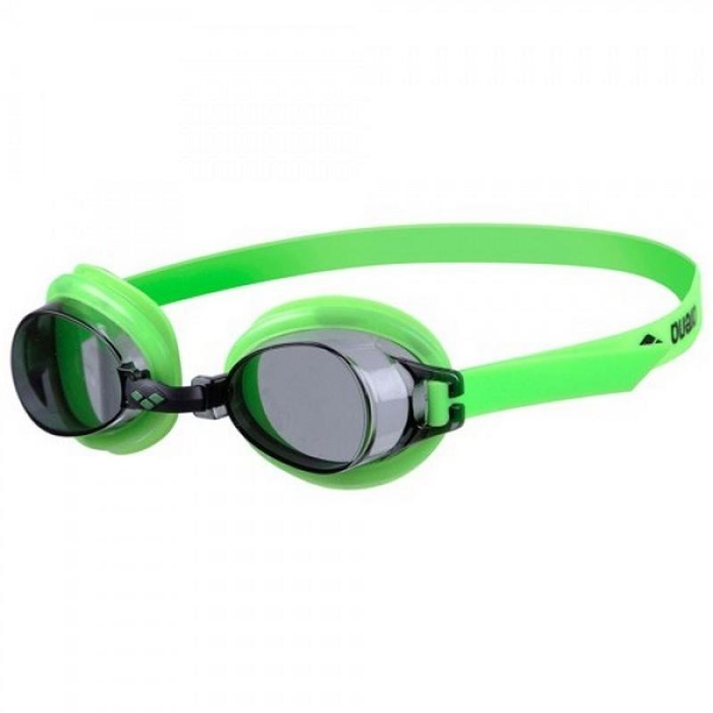Очки для плавания Arena Bubble 3 Junior 9239565 дымчатые