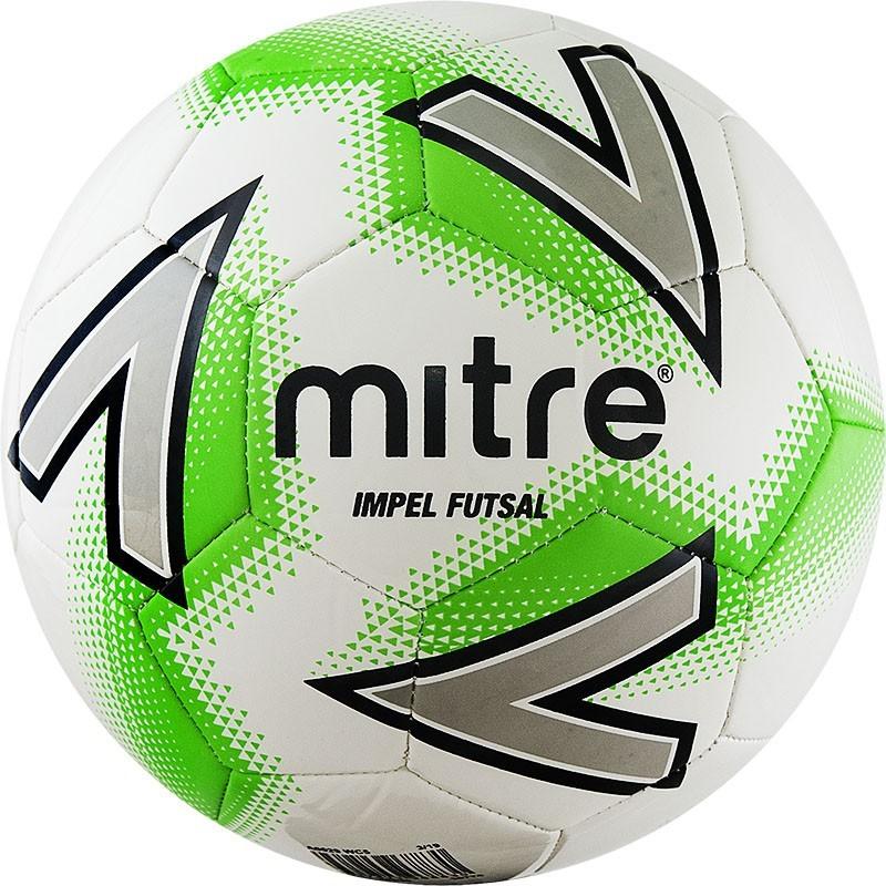 Мяч футзальный Mitre Futsal Impel A0029WC5 р.4