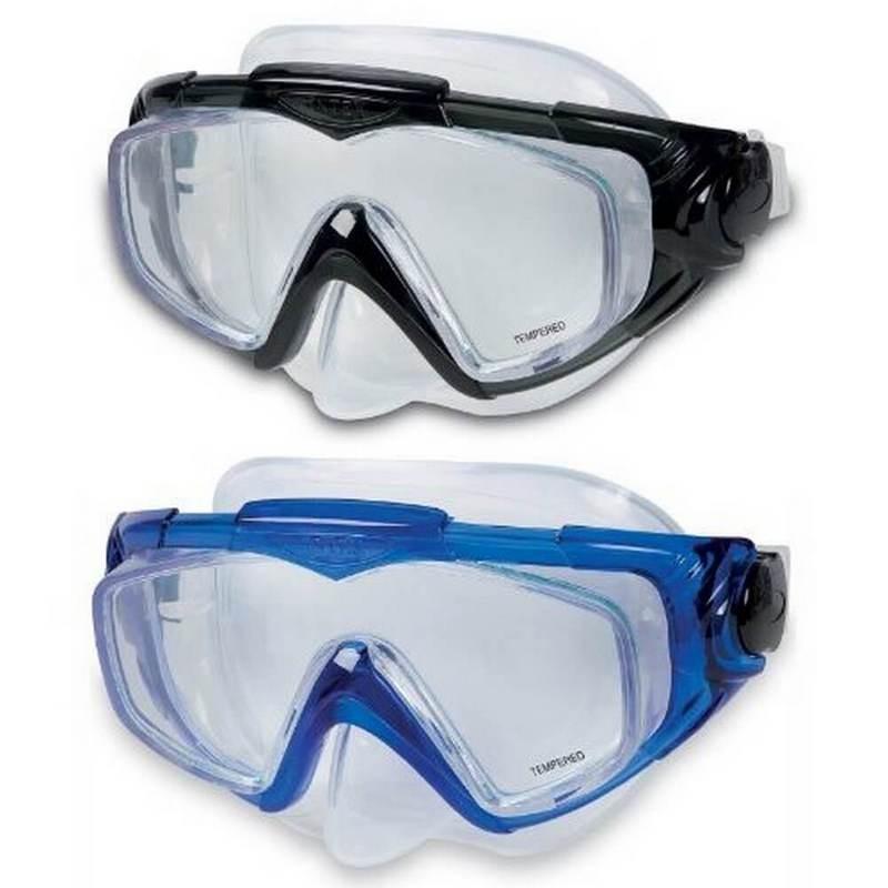 Маска для плавания Silicone Aqua Pro Intex 55981