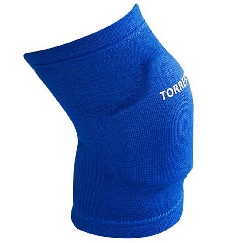 Наколенники спортивные Torres Comfort синий