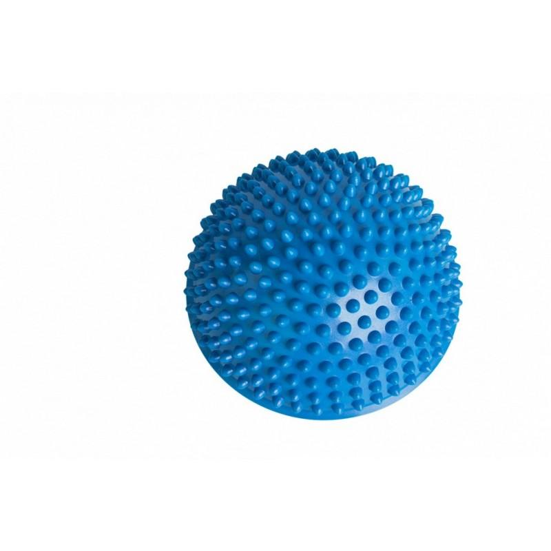 Полусфера балансировочная Bradex массажная, синяя SF 0246
