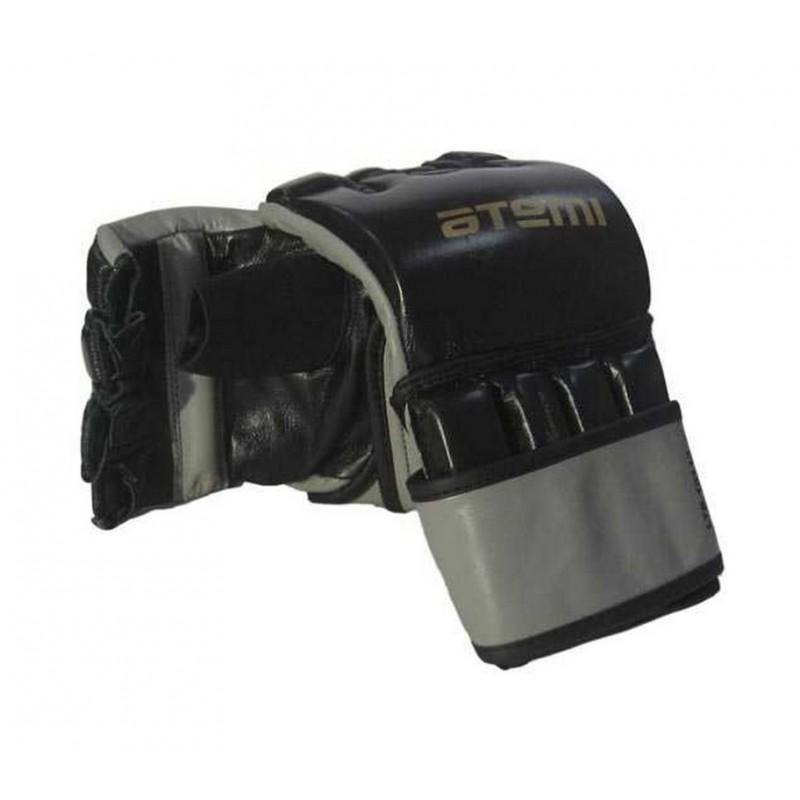 Перчатки для mixfight, натуральная кожа Atemi LTB19113