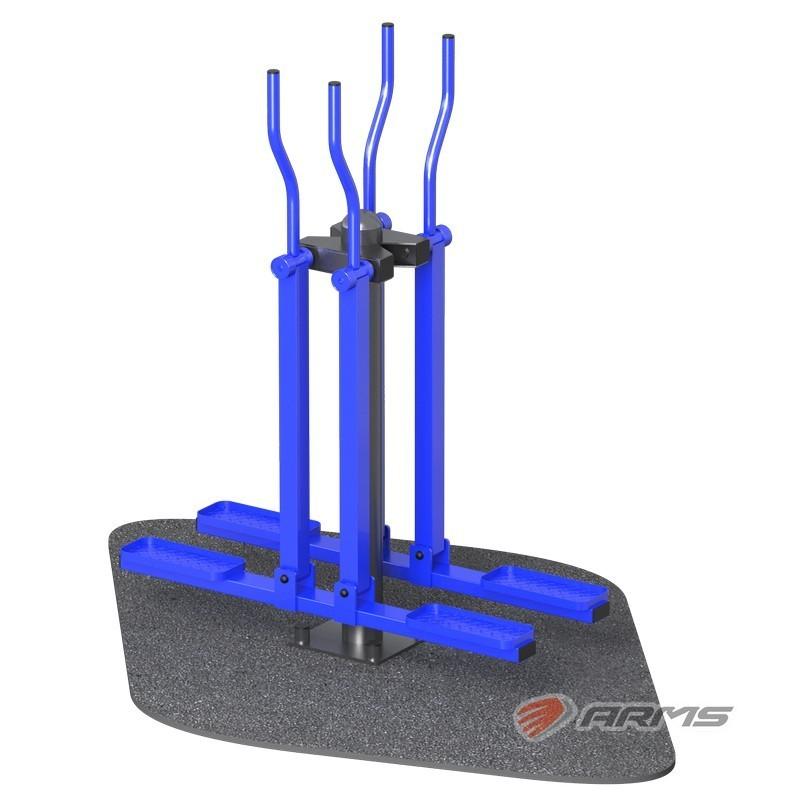 Лыжник двойной ARMS ARMS043