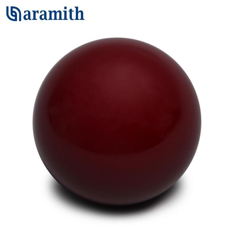 Биток Aramith Premier Pyramid ?60,3мм красный