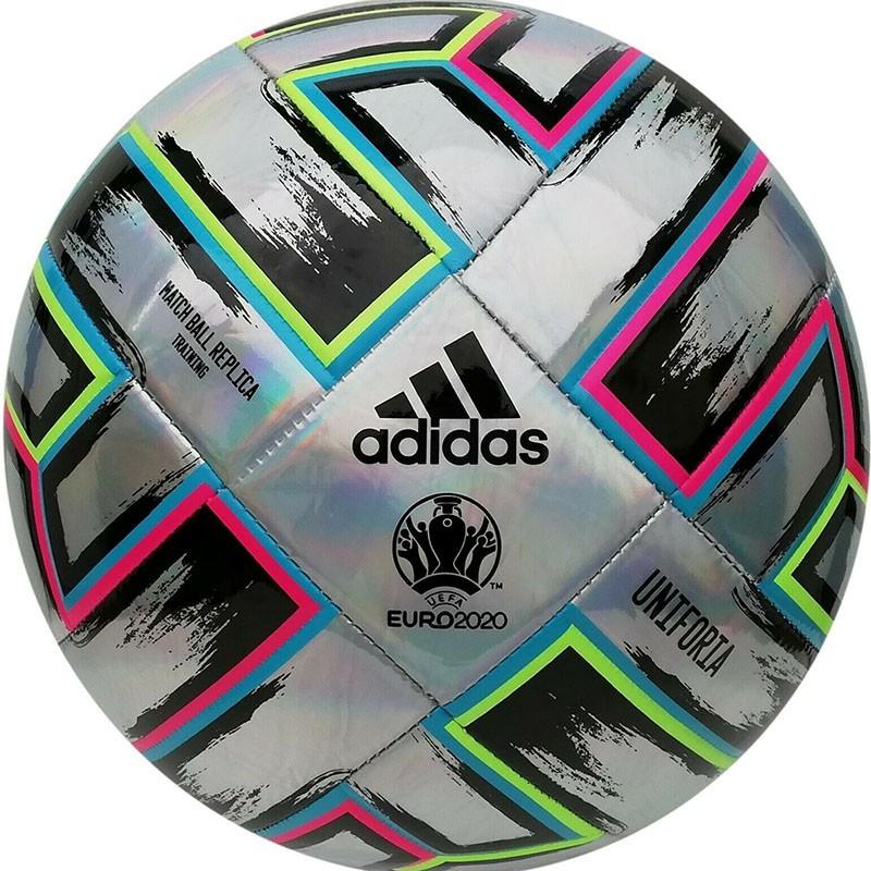 Мяч футбольный Adidas Uniforia Training FH7353 р.4
