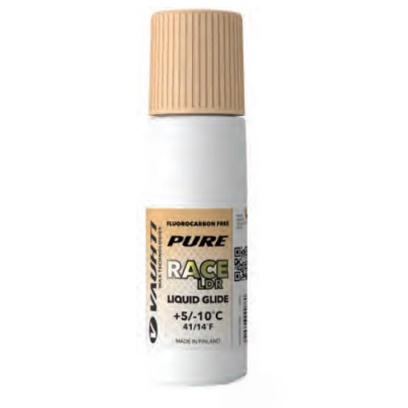 Парафин углеводородный, жидкий Vauhti PURE Race LDR (+5°С -10°С) 80 ml.