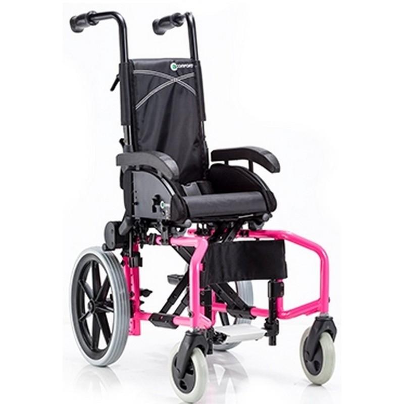 Кресло-коляска инвалидная Titan Deutsch GmbH с принадлежностями (30см) LY-710-BS