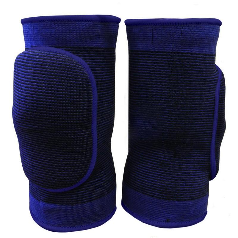 Наколенники волейбольные NK-301 Синий\Синий