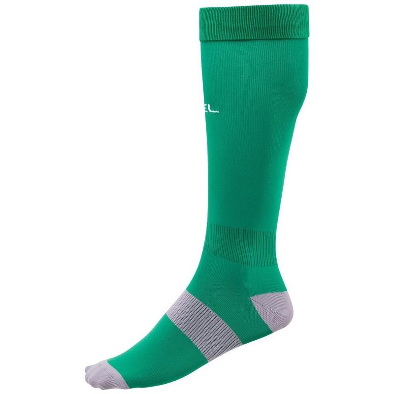 Гетры футбольные J?gel Essential JA-006 зеленый\серый