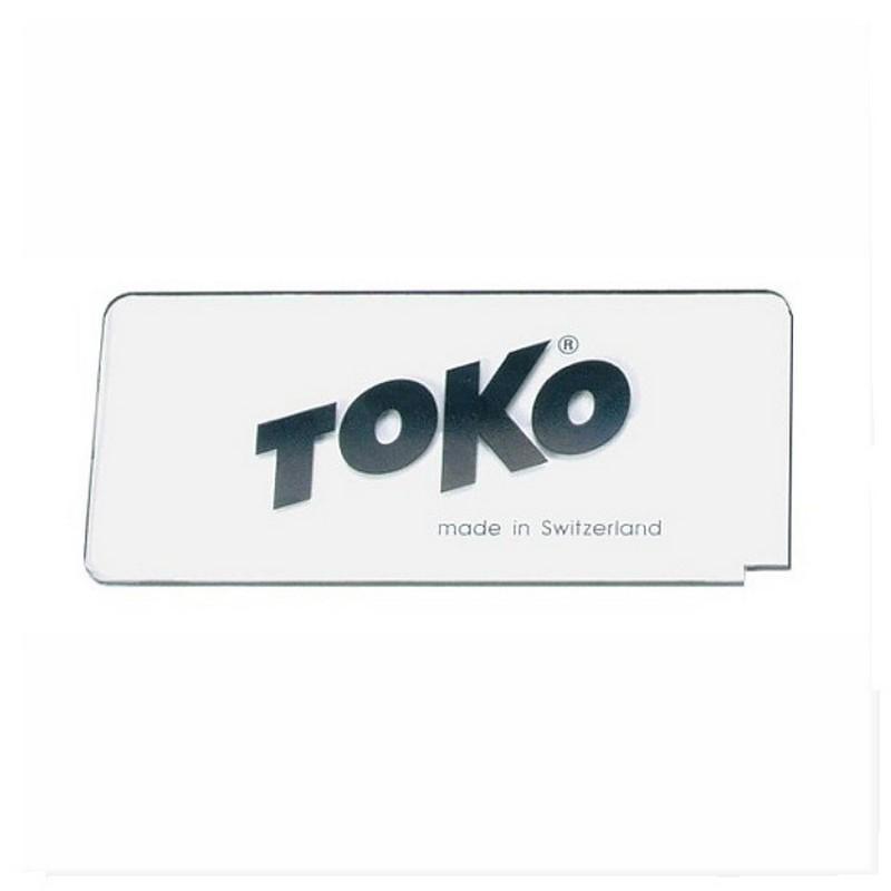 Скребок TOKO (5543815) Plexi Blade (пластиковый, без упаковки, 5 мм.)