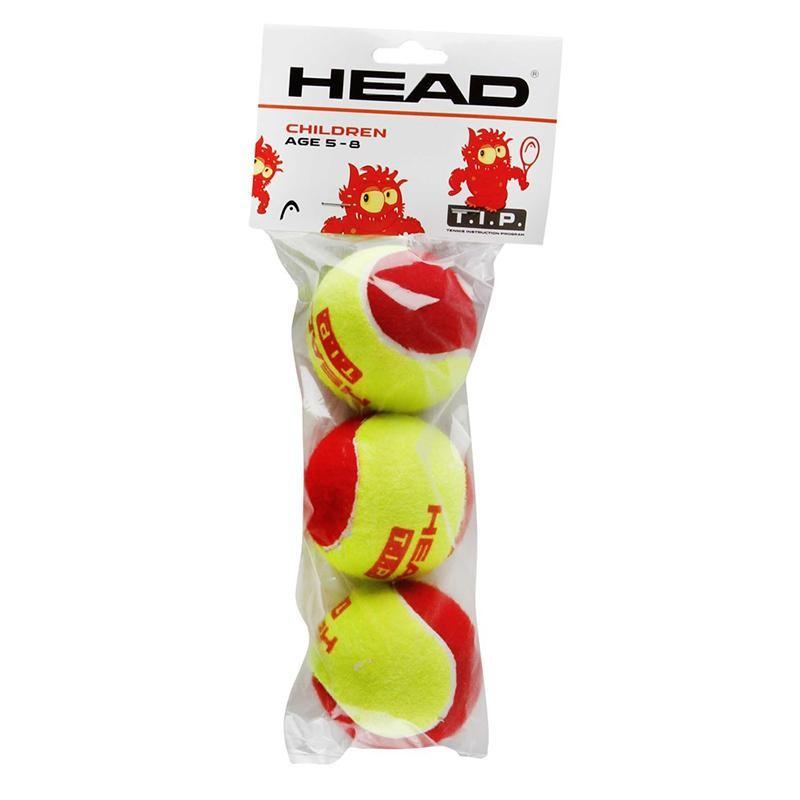 Мяч теннисный Head T.I.P Red (3 шт.)