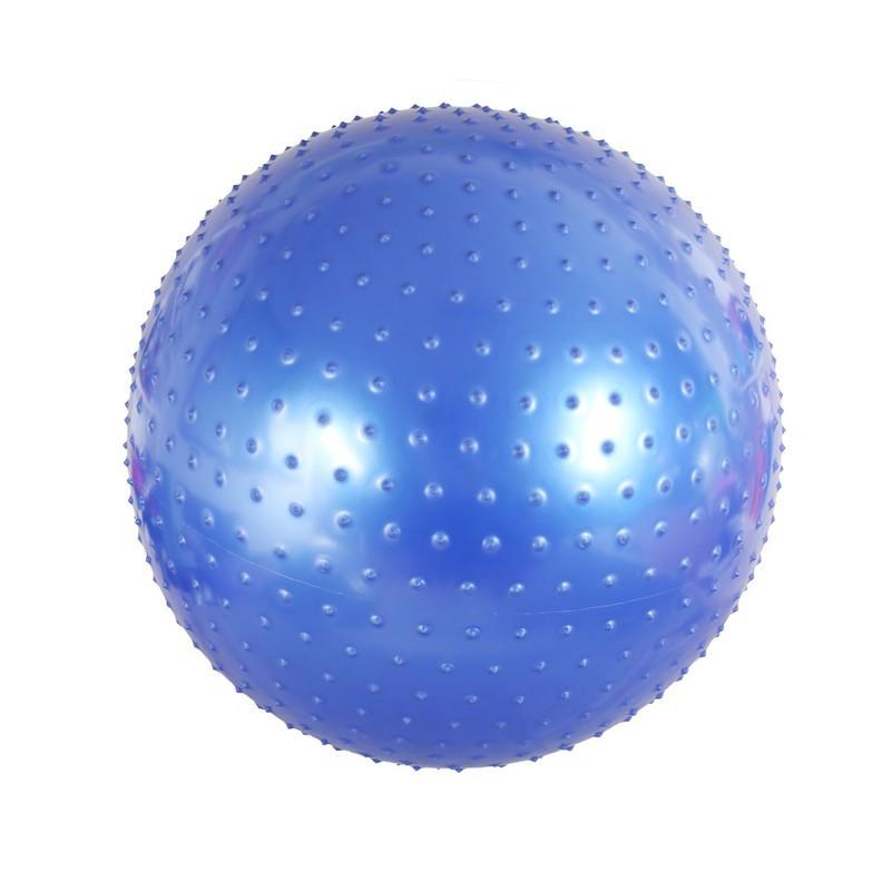 Мяч массажный 65 см Body Form BF-MB01 синий