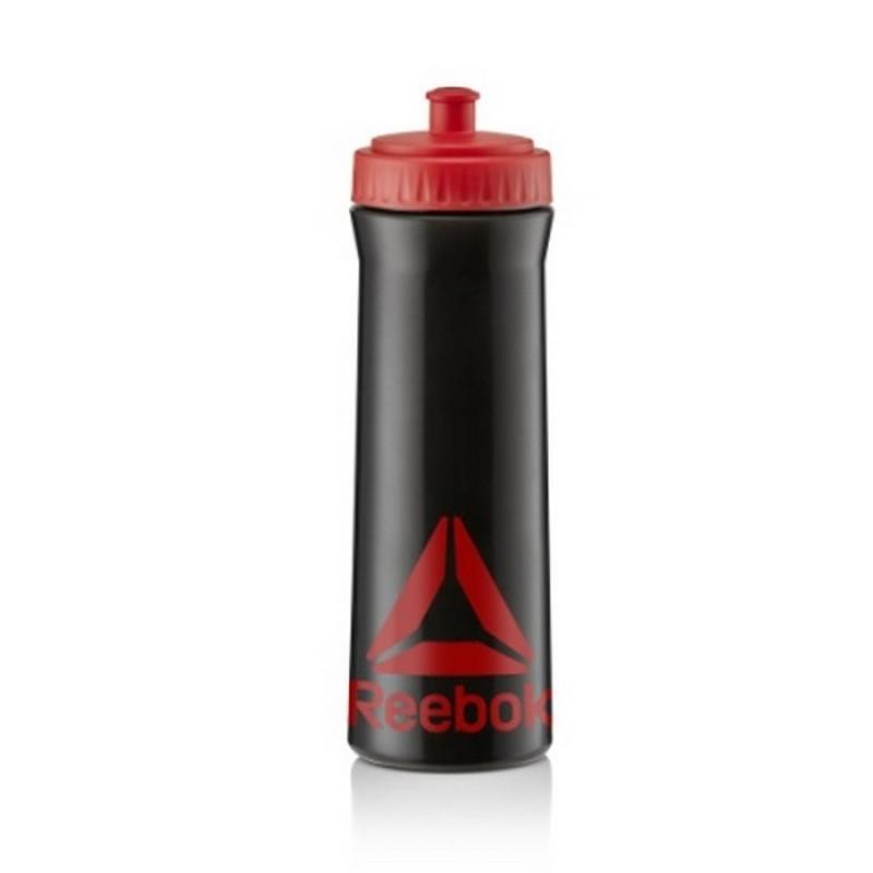 Бутылка для тренировок Reebok 750 ml (черн-красн) RABT-11005BKRD