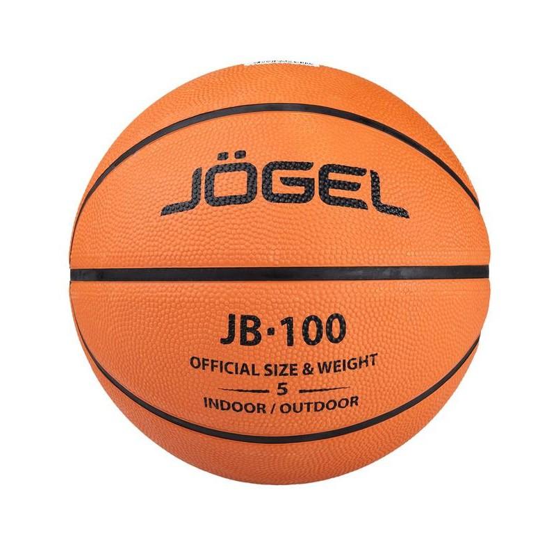 Мяч баскетбольный J?gel JB-100 (100/5-19) №5