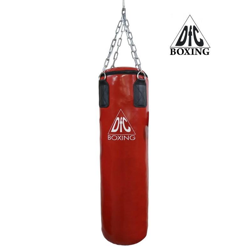 Боксёрский мешок DFC HBPV2.1 красный