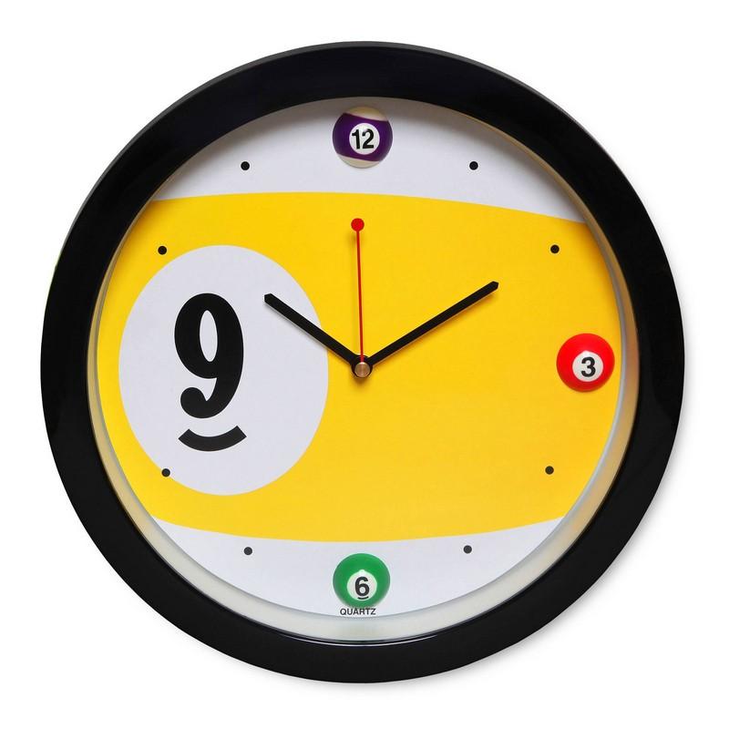 Часы Fortuna Бильярд SN5026 d29,5см
