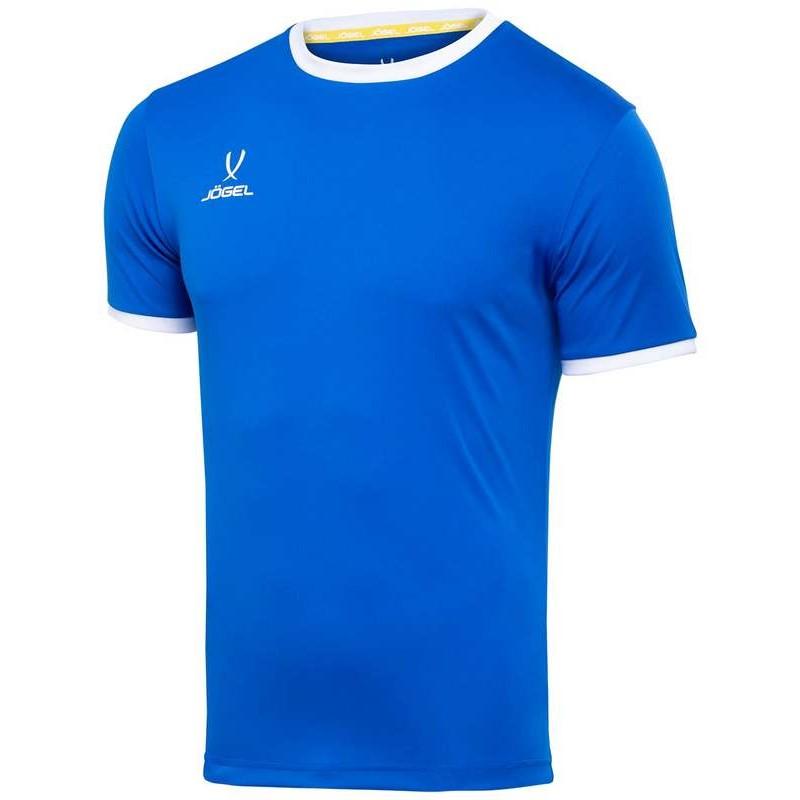 Футболка футбольная J?gel JFT-1020-071, синий/белый