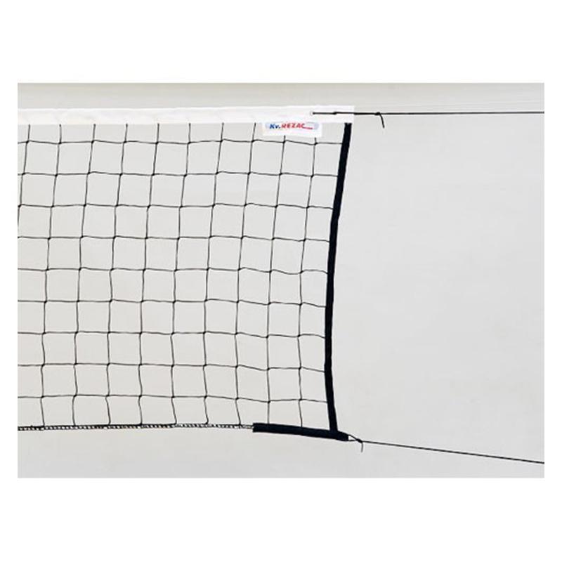 Сетка волейбольная тренировочная Kv.Rezac 15935097, 9,5х1 м, нить 2 мм ПП, яч. 10 см